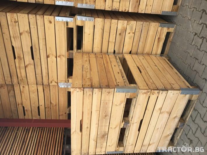 Други Продаваме висококачественни дървени бокс палети 5 - Трактор БГ