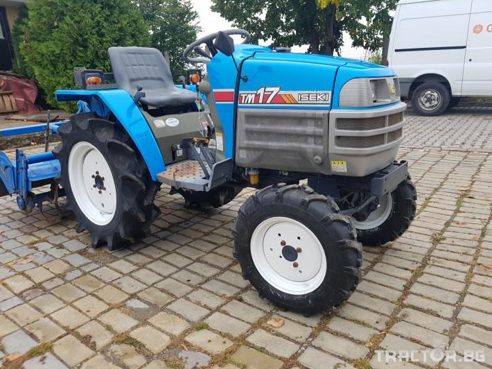 Трактори Iseki ТМ16 2 - Трактор БГ