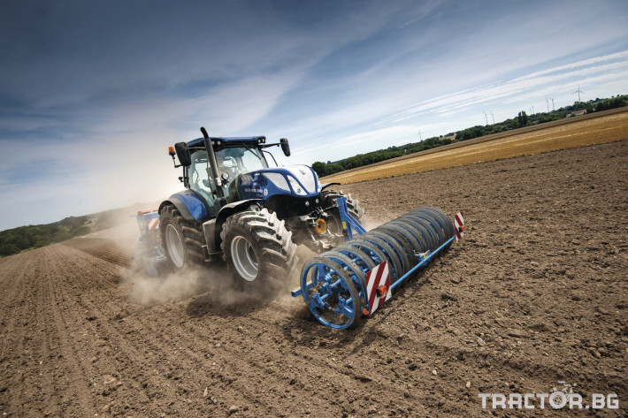 Трактори New Holland T7 17 - Трактор БГ