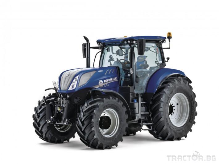 Трактори New Holland T7 3 - Трактор БГ
