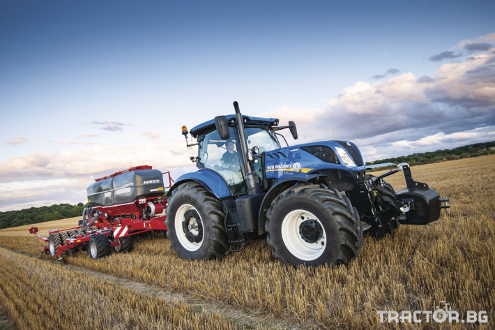 Трактори New Holland T7 25