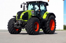 Claas Axion 850 Cebis T4