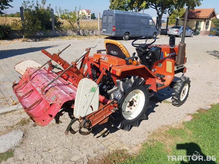 Трактори Yanmar Ф14 3 - Трактор БГ