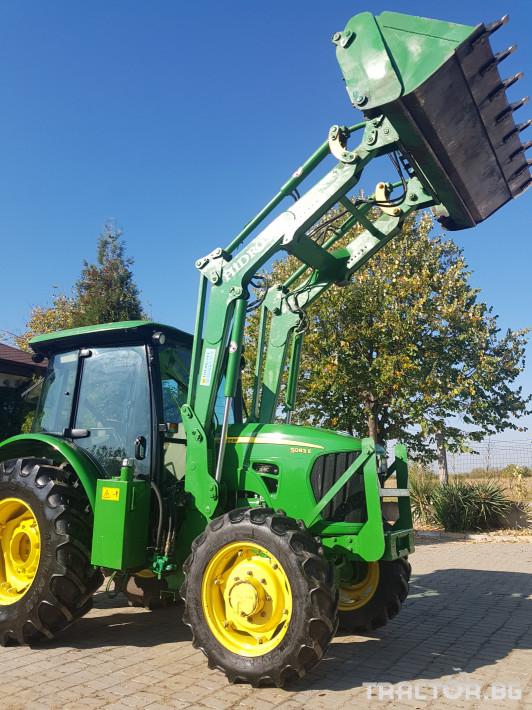 Трактори John-Deere 5083E 0 - Трактор БГ