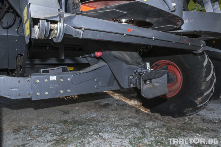 Комбайни Claas Tucano 450 9 - Трактор БГ
