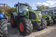 Claas Axion 920 C Matic