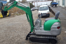 Mini EXCAVATOR YM PC007