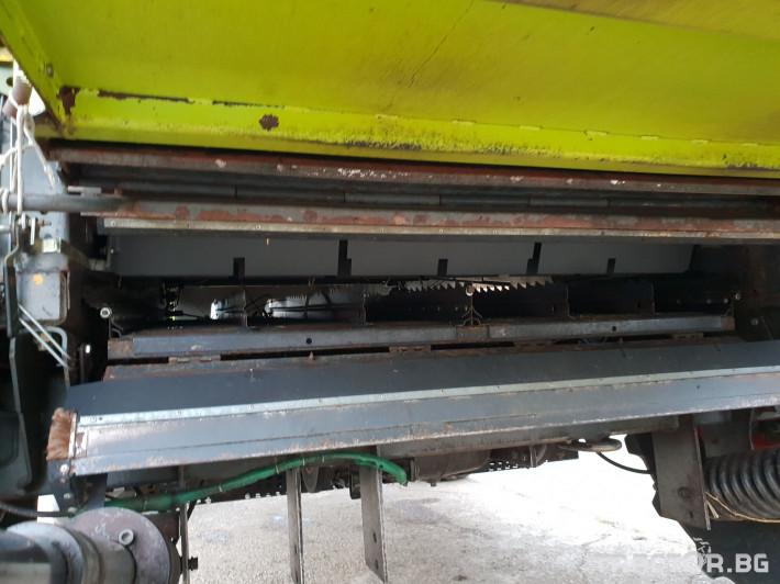 Комбайни Claas Lexion450 12 - Трактор БГ