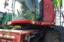 CASE-IH 8120 AXIAL FLOW - Трактор БГ