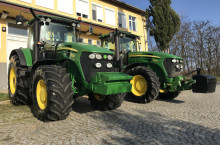 John-Deere 7830 - 2 БРОЯ - POWER QUAD ЛИЗИНГ