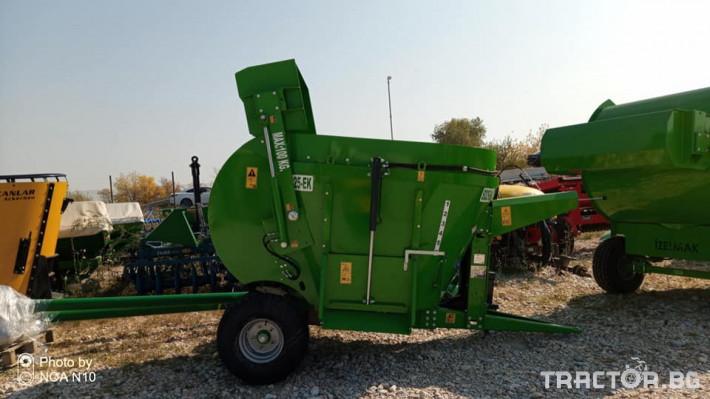Машини за ферми Малки миксери - 2 м.3 до 25 м.3 АЛПЛЕР 41 - Трактор БГ