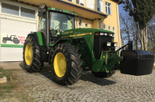 John-Deere 8100 POWER SHIFT ЛИЗИНГ