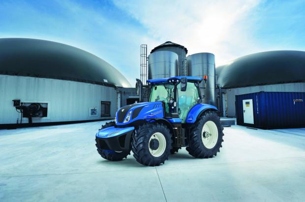Дебют на Агритехника: Първият в света трактор с метан технология