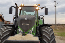 Fendt 939 VARIO POWER S4 - Трактор БГ