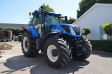 New-Holland T7.270 Autocommand