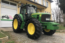 John-Deere 6930 PREMIUM POWER QUAD ЛИЗИНГ