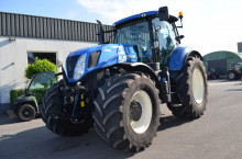 New-Holland T7.220 Autocommand
