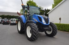 New-Holland T5.120 Electrocommand