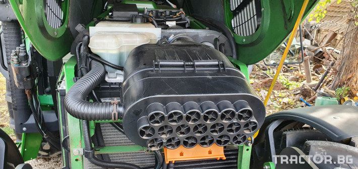 Трактори John-Deere 6330 ФАДРОМА 14 - Трактор БГ
