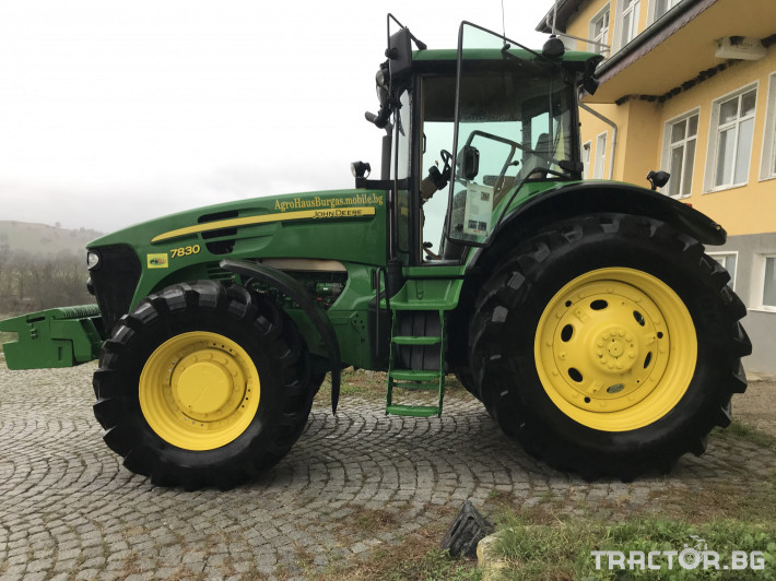 Трактори John-Deere 7830 POWER QUAD ЛИЗИНГ 3