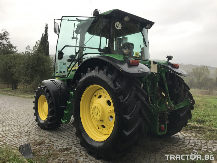 Трактори John-Deere 7830 POWER QUAD ЛИЗИНГ 4