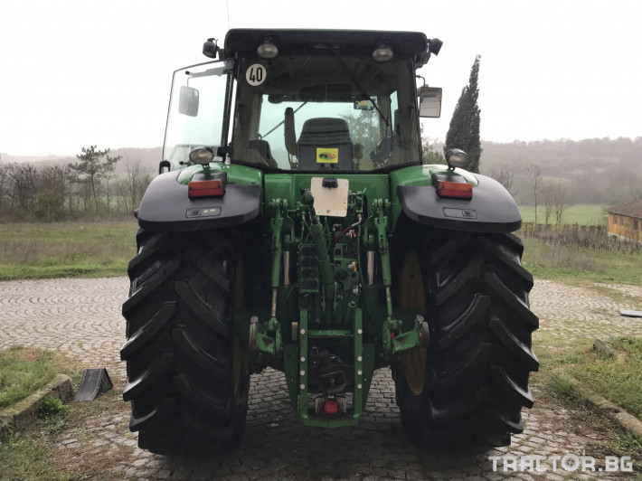 Трактори John-Deere 7830 POWER QUAD ЛИЗИНГ 5