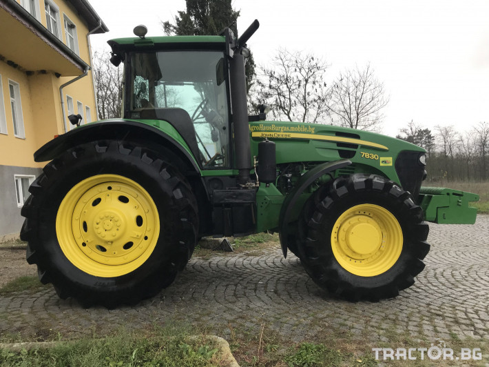 Трактори John-Deere 7830 POWER QUAD ЛИЗИНГ 8
