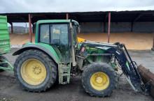 John-Deere 6420 S - Трактор БГ
