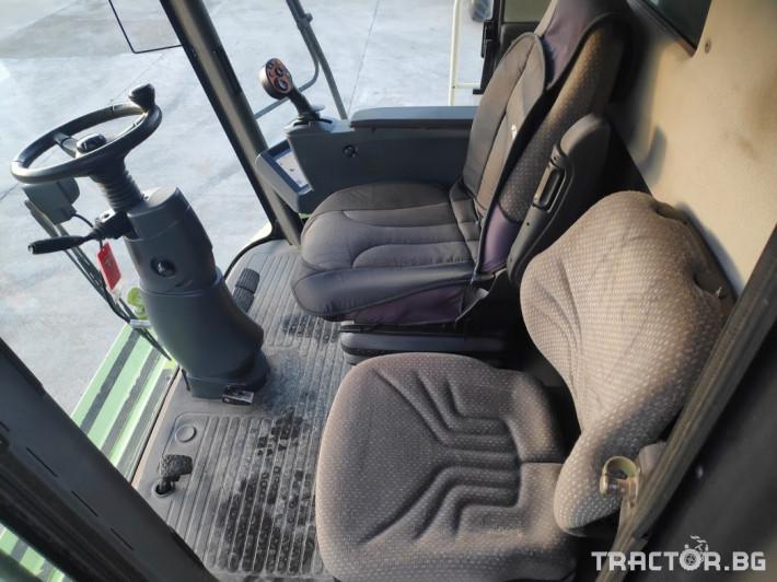 Комбайни Claas Lexion 540 6 - Трактор БГ