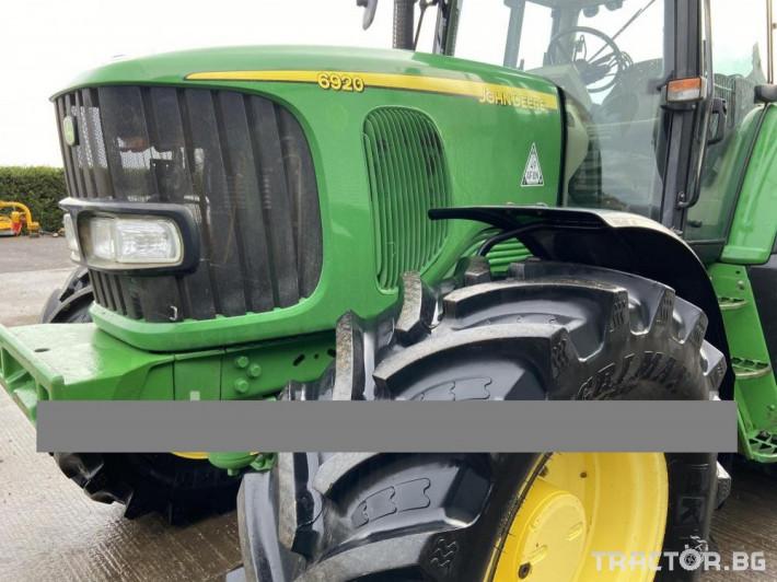 Трактори John-Deere 6920 4