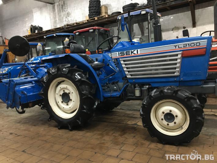 Трактори Iseki TL2100 0 - Трактор БГ