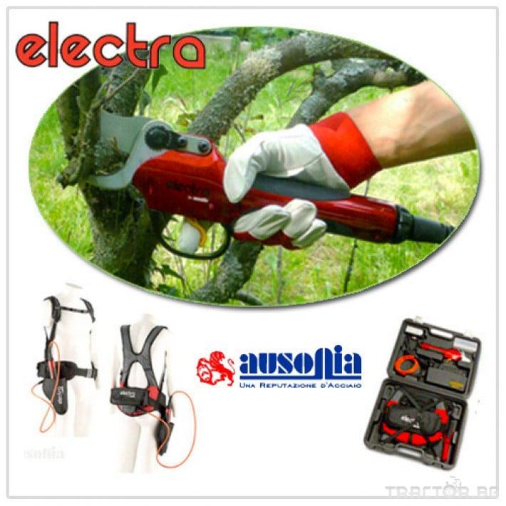 Машини за лозя / овошки Електрическа лозаро-овощарска ножица ELECTRA 1