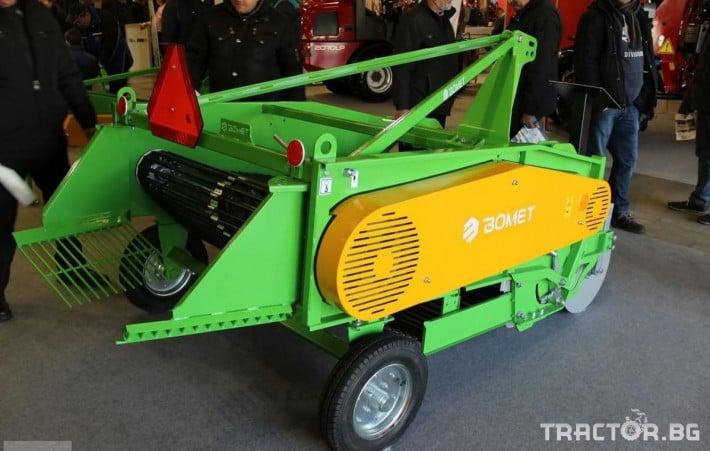 Машини за зеленчуци Двуредовикартофовадачки 21 - Трактор БГ