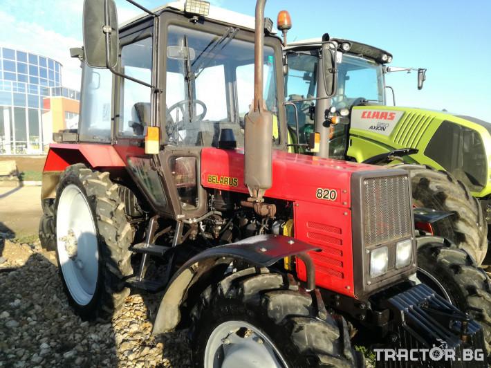 Трактори Беларус МТЗ 820 2 - Трактор БГ