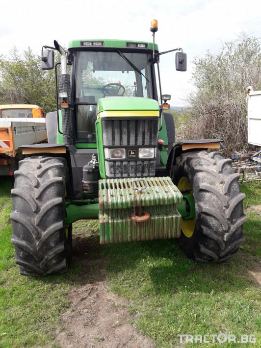 Трактори John-Deere 7810 1 - Трактор БГ