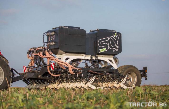 Сеялки SLY BOSS 3 - Трактор БГ
