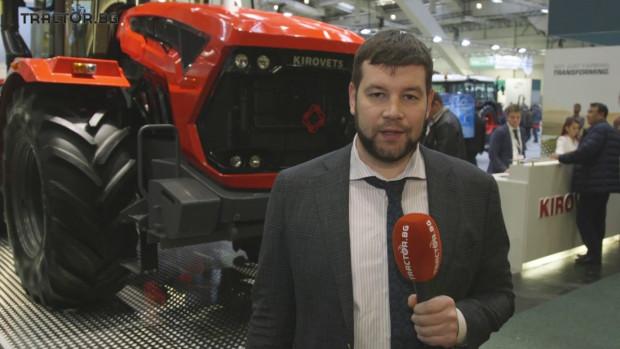 Кировец К-7 - тракторът за българските зърнопроизводители