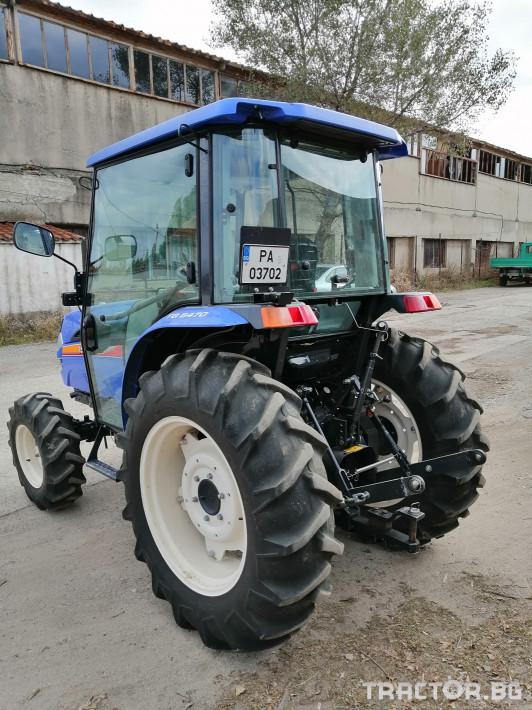 Трактори Iseki TG 5470 13 - Трактор БГ
