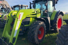 Claas Arion 630 CIS - Трактор БГ