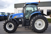 New-Holland Т6080 Powercommand