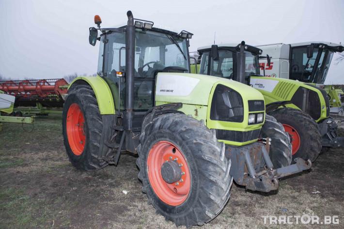 Трактори Claas 836 RZ 3 - Трактор БГ