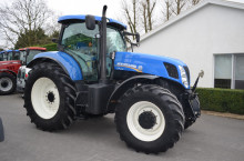 New-Holland T7.235 Powercommand - Трактор БГ