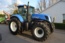 New-Holland T7.250 Powercommand SideWinder