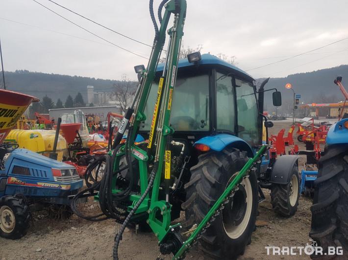 Машини за лозя / овошки МАШИНА ЗА КОНТУРНА РЕЗИТБА С ИЗМЕСТВАЩО РАМО 0 - Трактор БГ