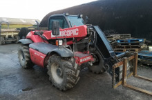 Manitou MLT 627 TURBO - Трактор БГ