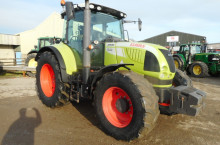 Claas ARION 640- 4573 ЧАСА!