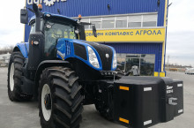 New-Holland T8.410АС