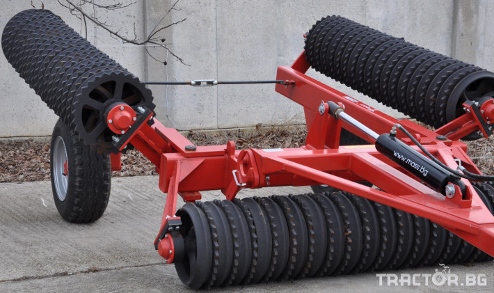 Валяци Дисков валяк , 6 м. 13 - Трактор БГ