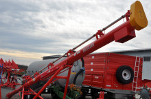 Шнекови зърнотоварачи dilsizler - Трактор БГ