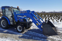 New-Holland TT55J